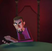 Cards. Um projeto de 3D e Animação de Arturo Paiva Mediavilla         - 26.05.2014