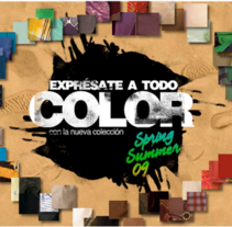 SPRINGFIELD (SS09). Un proyecto de Diseño Web, Moda, Publicidad y UI / UX de Gloria  Montañés  - Jueves, 01 de marzo de 2012 00:00:00 +0100