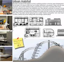 Residential Architecture. Um projeto de Design, Arquitetura e Arquitetura de interiores de Desiree Diaz Carrascoso         - 31.05.2014