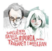 La Familia. A Design&Illustration project by Pere Rosell Codina         - 01.06.2014