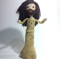 Conchita Wurst. A Crafts, Design, To, and Design project by Carmen Luque - Jun 04 2014 12:00 AM