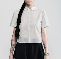 Höst Studios - SS2014. A Fashion project by Marie Simcikova         - 06.06.2014