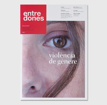 Entre dones. A Editorial Design project by Bisgràfic         - 09.06.2014