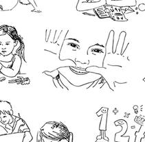 Web design. Un proyecto de Ilustración y Diseño Web de Patrícia  García - Martes, 10 de junio de 2014 00:00:00 +0200