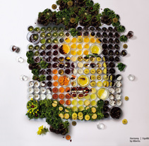 EL BANQUETE. Un proyecto de Cocina, Ilustración e Instalaciones de MARTIN  SATI - Sábado, 10 de agosto de 2013 00:00:00 +0200