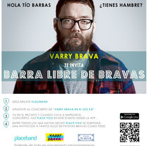 Barra Libre de Bravas. Un proyecto de Marketing de Pablo  Poveda         - 10.06.2014