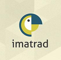 Imatrad. Um projeto de UI / UX, Br, ing e Identidade e Design gráfico de Clever Consulting  - 12-06-2014