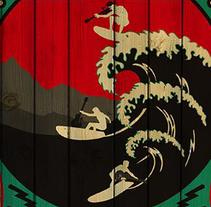 II ANIVERSARIO ROCK CITY | poster & plus. Un proyecto de Diseño, Ilustración, Publicidad y Diseño gráfico de alejandro escrich - 09-07-2013
