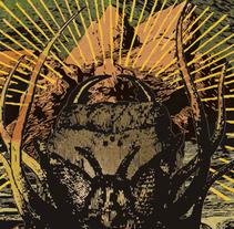 ADRIFT + EL PARAMO | poster & plus. Un proyecto de Diseño, Ilustración, Publicidad y Diseño gráfico de alejandro escrich - 09-09-2013