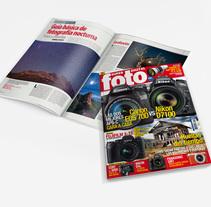 Revista Super Foto. A Design, Editorial Design, Graphic Design, and Product Design project by Victoria  Ballesteros Núñez         - 14.06.2014
