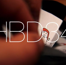 Happy Birthday Dee (34). A Animation, and Post-Production project by Pedro  Márquez         - 02.03.2012