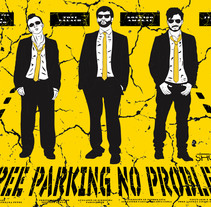 FREE PARKING, NO PROBLEM. A Film, Video, and TV project by JULIA REBATO         - 10.01.2014