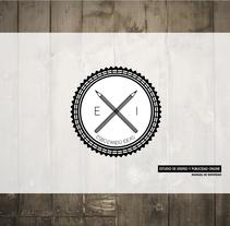 Diseño Identidad Esbozando Ideas. A Design project by Alexandra          - 25.06.2014