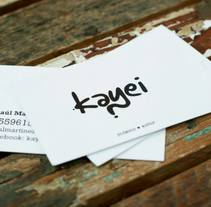 kayei. A Graphic Design, and Photograph project by detailedeye  - Jun 26 2014 12:00 AM