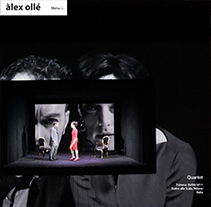 Alex Olle. A Web Design, and Web Development project by Alba Junyent Prat         - 26.06.2014