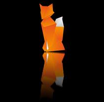 Alas de papel. Serie de ilustración. Um projeto de Design, Ilustração e Design gráfico de Laura Sala         - 29.06.2014