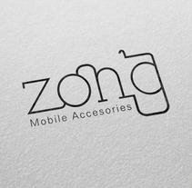 Zong ::: Mobile Accesories. Un proyecto de Br e ing e Identidad de Javier Alés - 30-06-2014