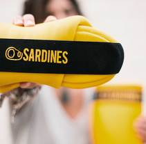 SARDINES. A Shoe Design project by Estel Alcaraz Sancerni         - 14.02.2016