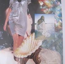 Diseño de moda. A Design, Costume Design, and Fashion project by Najeda Cerdà Larrañaga         - 06.07.2014