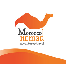 Identidad Corporativa Morocco Nomad. A Graphic Design project by Ramón Garcia  - Jul 07 2014 12:00 AM