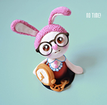 Coffee time / No Time!. A Design, Crafts, and Fine Art project by Olga M. - Jul 21 2014 12:00 AM