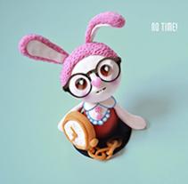 Coffee time / No Time!. Un proyecto de Diseño, Artesanía y Bellas Artes de Olga M. - 20-07-2014