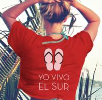 Yo  vivo el Sur - Cervecería La Sureña. Un proyecto de Dirección de arte, Br, ing e Identidad y Diseño de producto de CELINA SABATINI Diseño & Comunicación Estratégica - 21-07-2014