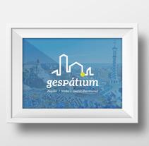Gespátium   |   El cambio, el punto refente del éxito.. Um projeto de Design, Br e ing e Identidade de ALEJANDRO CALVO TOMAS         - 21.07.2014