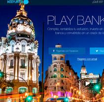 Nueva Propuesta Diseño web www.keepunto.com. Um projeto de Web design de Abel Maciñeiras - 24-07-2014