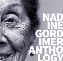 Nadine Gordimer Anthology. Un proyecto de Diseño editorial, Diseño gráfico y Tipografía de Óscar Treviño - 26-07-2014