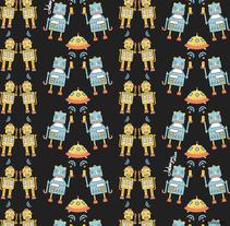 Ilustración textil. Un proyecto de Ilustración de silviasaez         - 28.07.2014