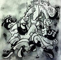Low Brow José Manzanares. A Fine Art project by jose manzanares         - 03.08.2014