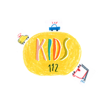 Kids 112 (Branding). A Illustration, Br, ing, Identit, and Web Design project by Paloma Corral - 18-08-2014