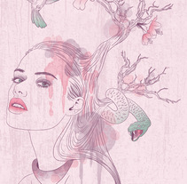 Nuevo proyecto. A Illustration project by Toxic Retro         - 18.08.2014