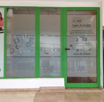 Decoración de fachada. A Design, and Post-Production project by Diana Garcés Morales         - 19.08.2014