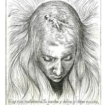 Rayuela ilustrada: Grabados e ilustraciones. A Illustration, and Fine Art project by Celeste Ciafarone         - 31.08.2014