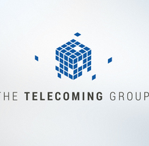 Imagen Corporativa The Telecoming Group. A Br, ing, Identit, and Graphic Design project by Marta Solis         - 02.09.2014