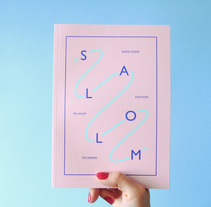 SLALOM (Photobook). A Editorial Design project by Bandiz Studio  - 04-09-2014