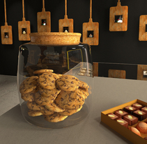 The Bakery. A Interior Design project by M.Carmen Donat         - 31.05.2014