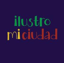 ilustra tu ciudad. A Illustration project by margassouviron         - 07.09.2014