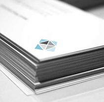 Diseño Logotipo y tarjetas de visita. SONABE. BCN 2013. Un proyecto de Diseño gráfico de Jordi Lagunas         - 14.12.2013