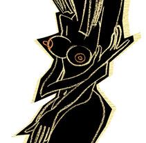 Tuerta. A Illustration project by Gustavo Alejandro Otero Ramos         - 19.09.2014