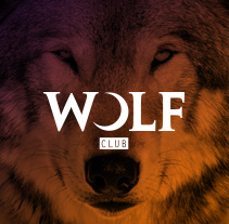 Wolf Club. A Music, Audio, Br, ing, Identit, and Graphic Design project by Nardo Ferrer Torres         - 10.05.2012