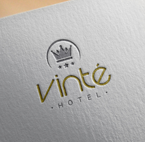 Proyecto final: Hotel estilo vintage. A Br, ing, Identit, and Graphic Design project by Cristina Campos Forés         - 22.09.2014