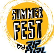 Summer Fest. A Graphic Design, and Web Design project by Diana Campos Ortiz         - 23.09.2014
