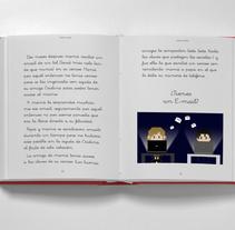 Colección libros infantiles (proyecto personal). Un proyecto de Ilustración y Diseño editorial de Javier Sancar         - 24.09.2014