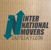web International Movers. A Web Design project by Carlos González - 25-09-2014
