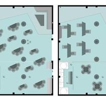Hotel Hood. Um projeto de Arquitetura de interiores e Design de interiores de Marta Vicente Ferraz         - 25.09.2014