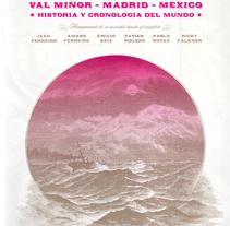 Iván Ferreiro. A Music, and Audio project by Porelamordedios - Nov 25 2014 12:00 AM