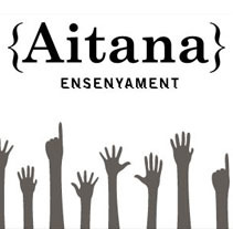 Web Aitana Ensenyament. A Design, Graphic Design, and Web Development project by Nurinur         - 31.05.2014